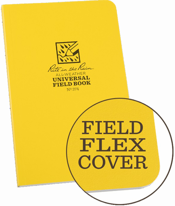 374 FIELD-FLEX BOUND BOOK