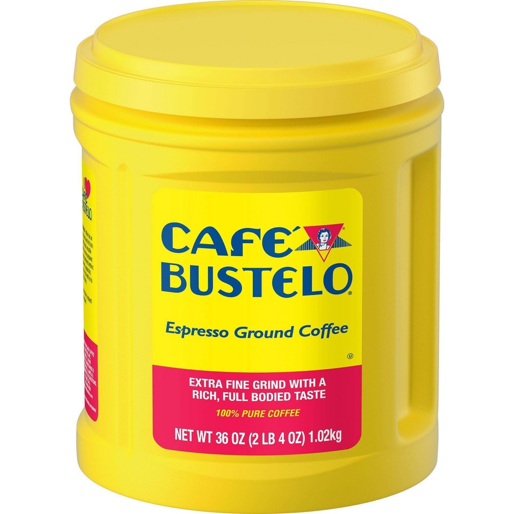 Caf� Bustelo, Espresso, 36 oz