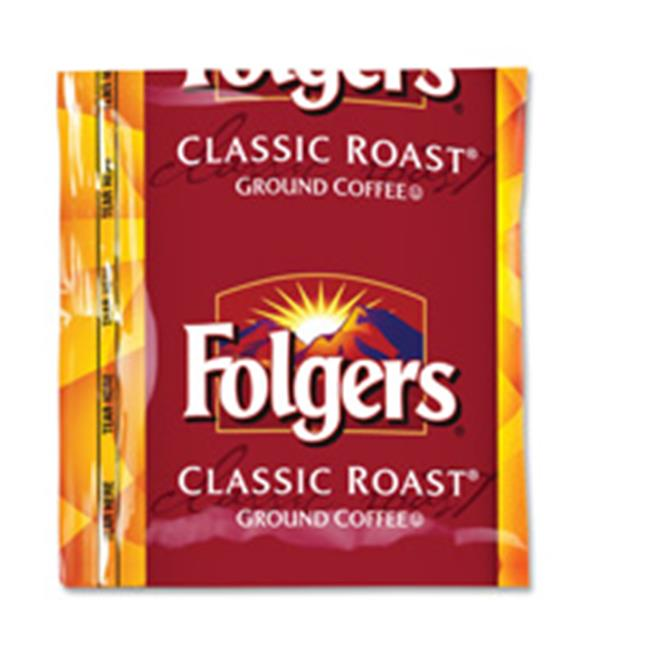 Coffee, Fraction Pack, Classic Roast, 1.5oz, 42/Carton