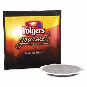 Gourmet Selections Coffee Pods, Morning Blend, 18/Box