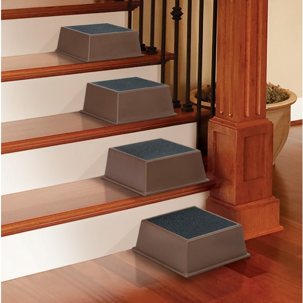 NORTH AMERICAN ZB8030 STAIR HALF STEPS STEPPING STOOL