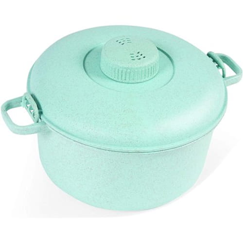 HANDY GOURMET JB8228TEL TEAL ECO FRIENDLY MICROWAVE PRESSURE