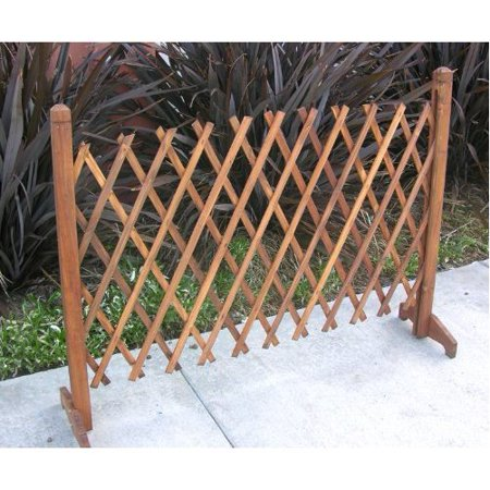 IDEAWORKS 4710 GARDEN CREATIONS, EXTENDABLE INSTANT FENCE.