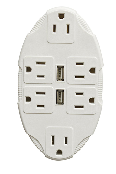 Ideaworks Usb Outlet Multiplier