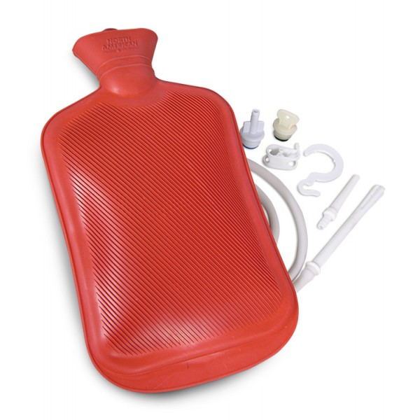 Jobar Deluxe Hot Water Bottle Kit