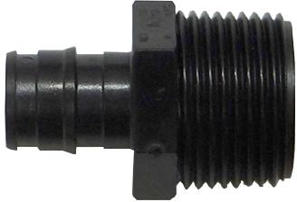 1/2PEX X 3/4 F1960 M ADAPTER