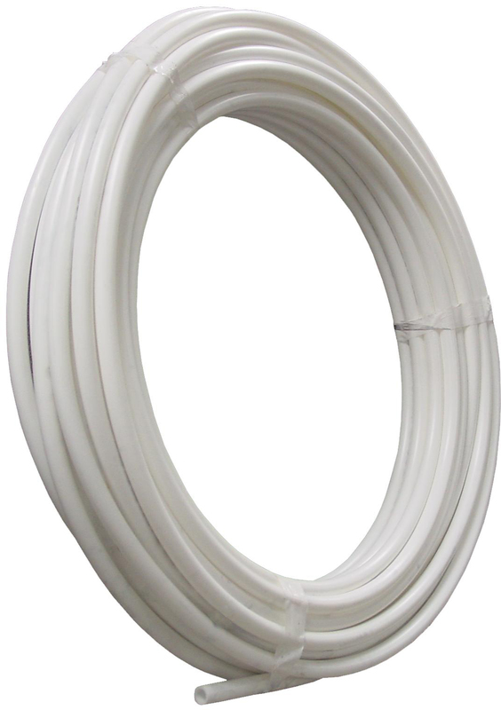 1 X 100 FT. PEX WHT COIL TUBE