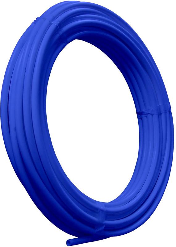 1/2 X 500 PEX BLUE COIL TUBE