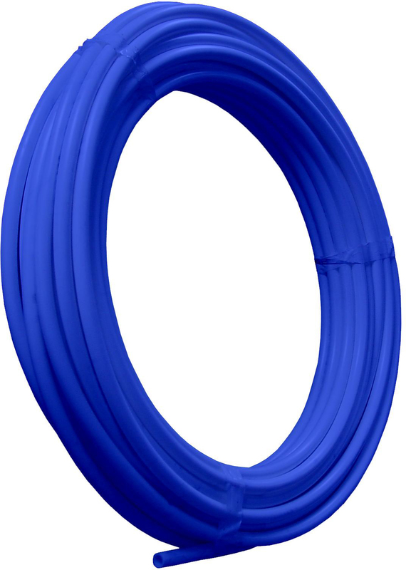 1/2 X 100 PEX BLUE COIL TUBE
