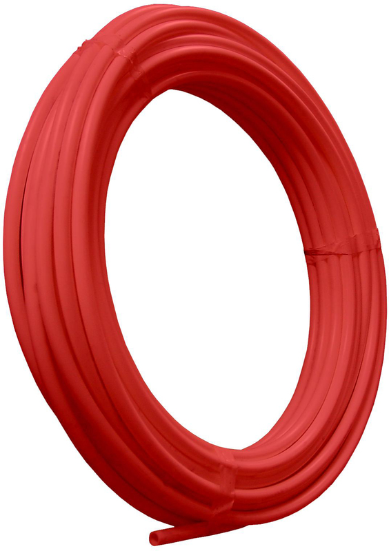 1/2 X 100 FT. PEX RED COIL TUBE