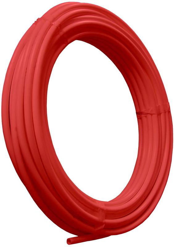 1/2 X 100 FT. PEX RED COIL TUBE