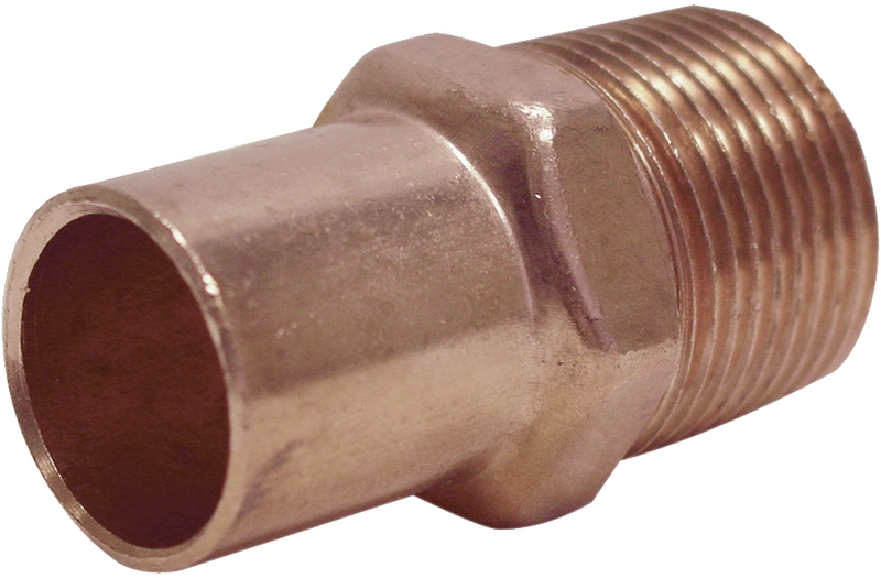 1/2X1/2 COPPER CXMPT ADAPTER