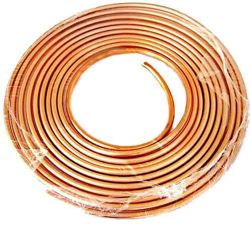 1/2 INCHES X 50 FEET TYPE OD REFRIGERATION TUBING