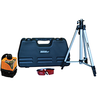 MANUAL ROTARY LASER LEVEL KIT