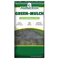 MULCH GREEN 15LB