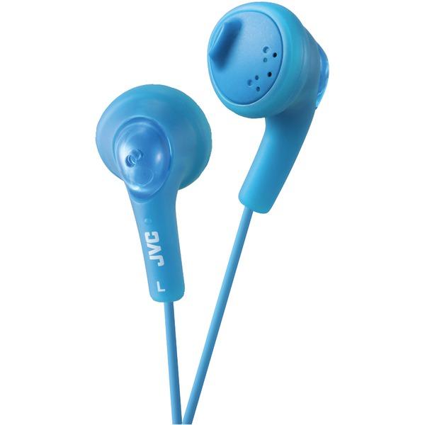JVC HAF160A Gumy Earbuds (Blue)