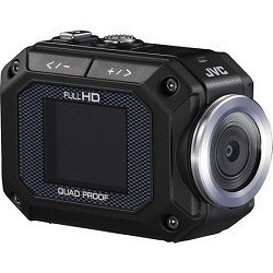 JVC ADIXXION Action Camera-Camcorder Kit