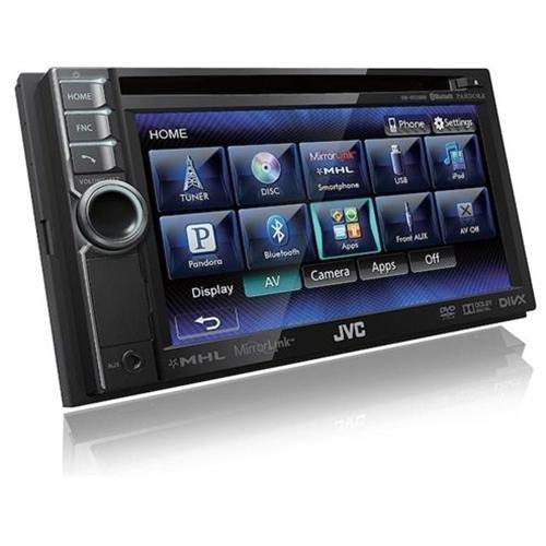 """JVC DVD-CD-USB 6.1"""" Screen Bluetooth"""