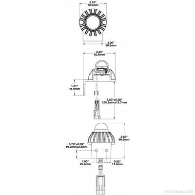 408-12/24V LED ENGINE