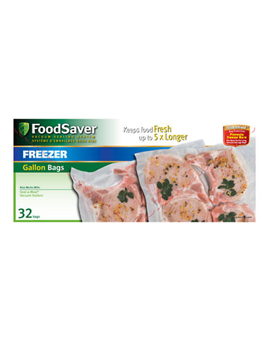 FoodSaver� T010-00033-010 1 Gallon Size Bags for FoodSaver� - 32 count
