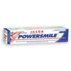 Jasons Powersmile Coq10 Fluoride Toothpaste (1x6 Oz)