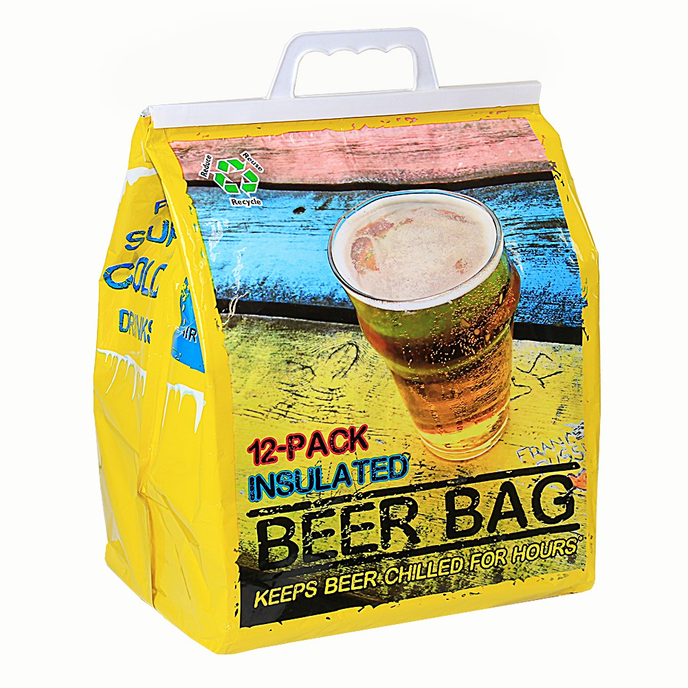 12 Pack Beer Bag