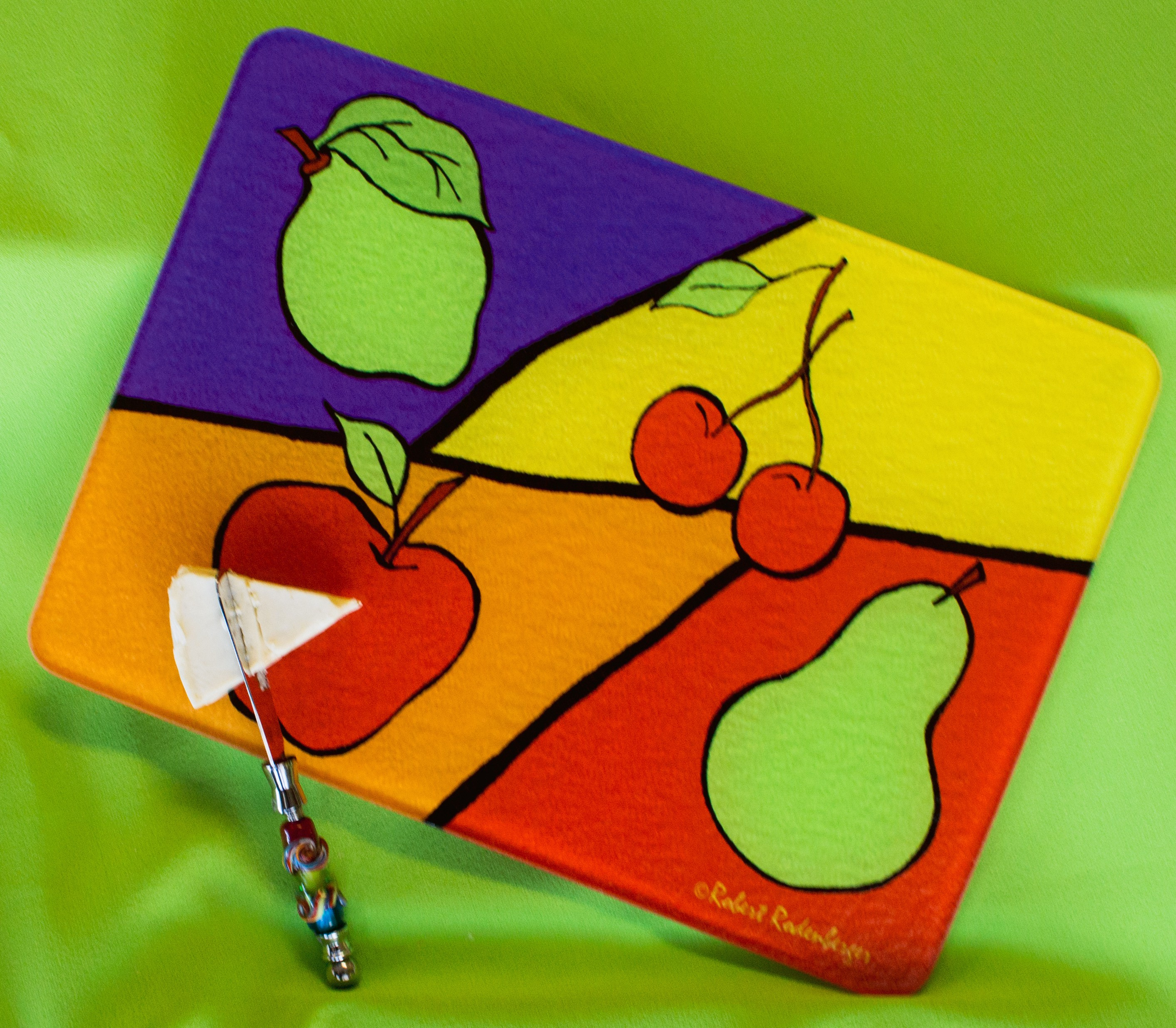 Fruit Colors Cutting Board