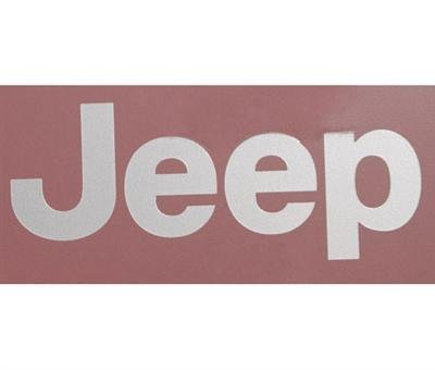 Jeep� Wrangler Decal