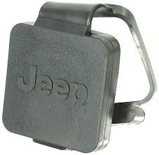 Receiver Hitch Plug with Jeep� Logo