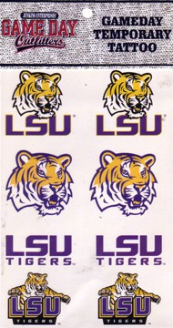 Tatttoo - LSU Tigers
