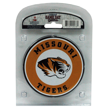 Coaster Set of 4 - Missouri Tigers
