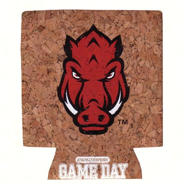 Koolie Pocket Cork - Arkansas Razorbacks