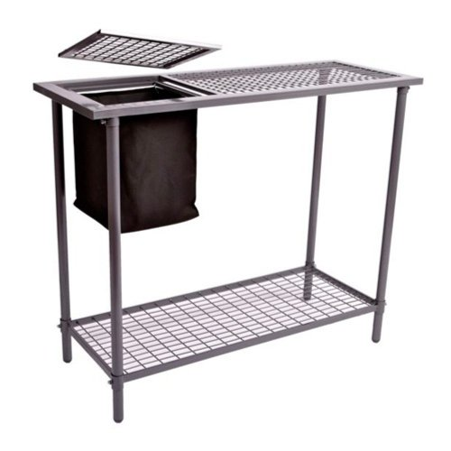 Garden and Greenhouse Potting Bench