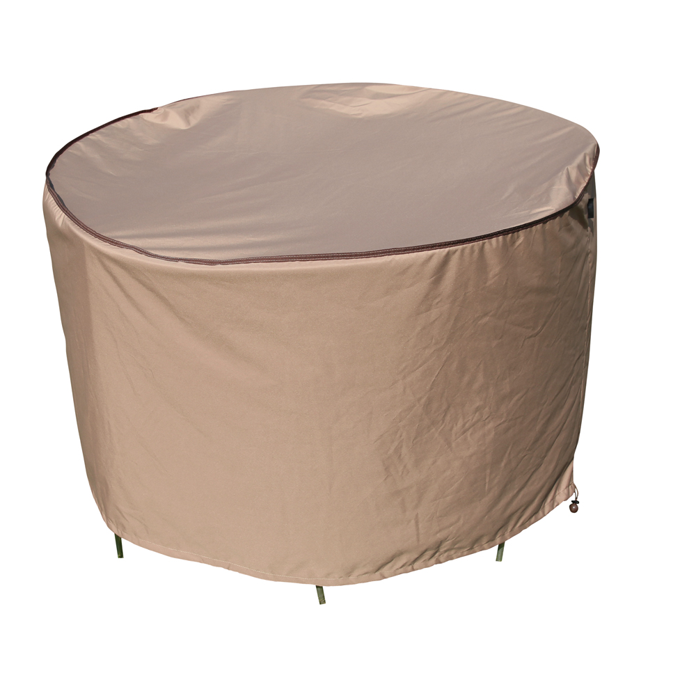 TrueShade Plus Round Table and Chair Set Cover-Medium