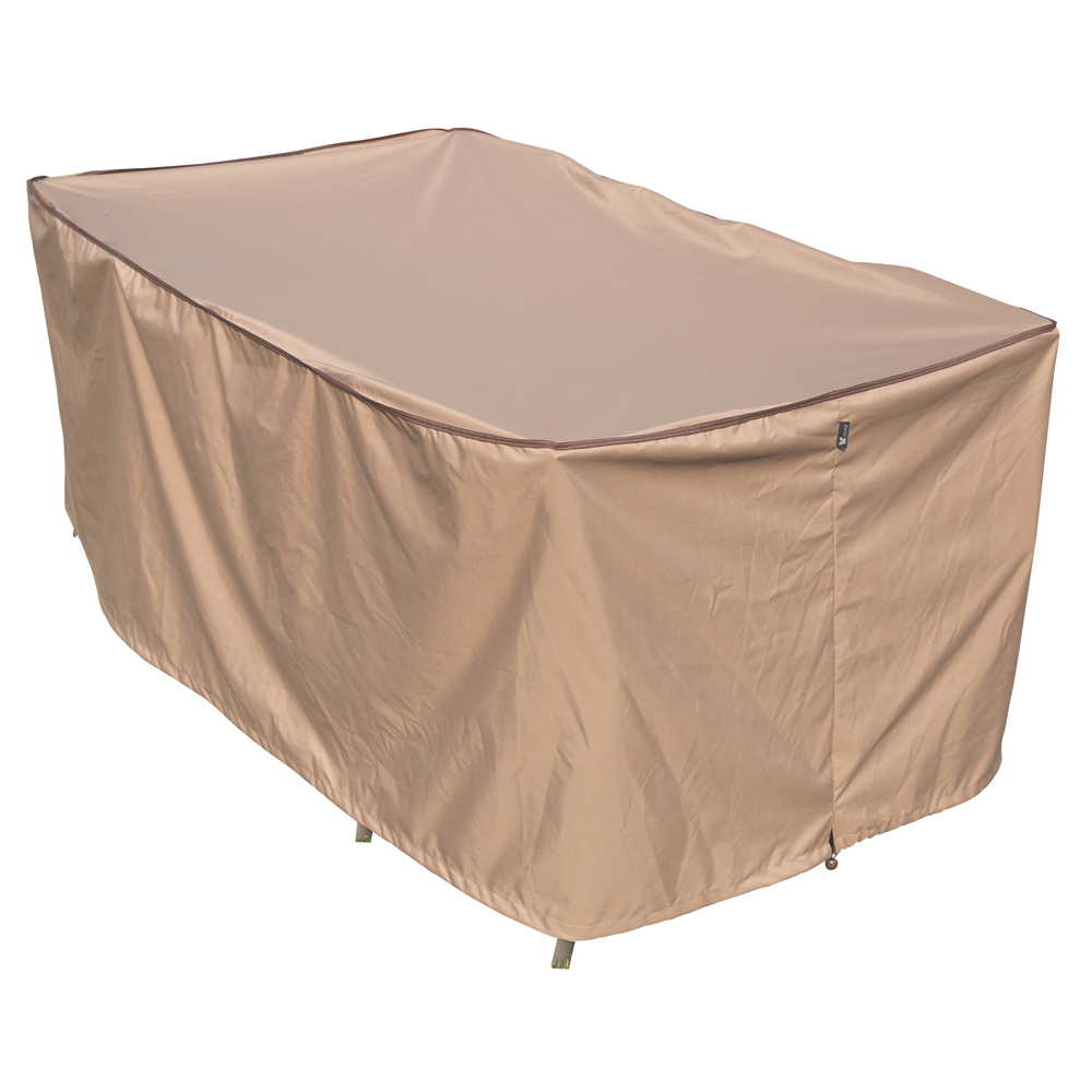 TrueShade Plus Rectangular Table and Chair Set Cover-Small