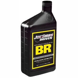 BR BREAK-IN PETROLEUM OIL (15W50) 1 QUART, 12-PACK