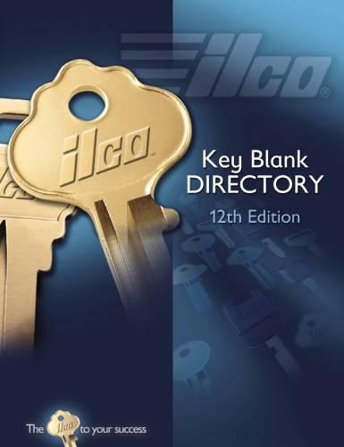 2010 ILCO KEY BLANK DIRECTORY