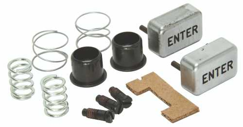 KABA ACCESS SIMPLEX 5000 SERVICE BUTTON KIT