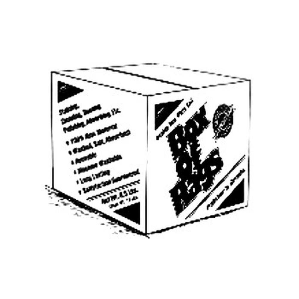#10 White Knit Box O Rags
