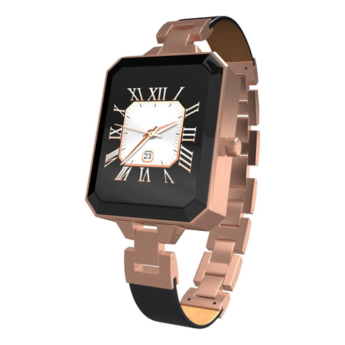 KARACUS K2RG *BUNDLE*ROSE GOLD DIONE SMART WATCH WITH BANGLE