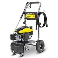 PRESSURE WASHER 2700 PSI GAS