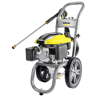 PRESSURE WASHER 2.4GPM 2700PSI