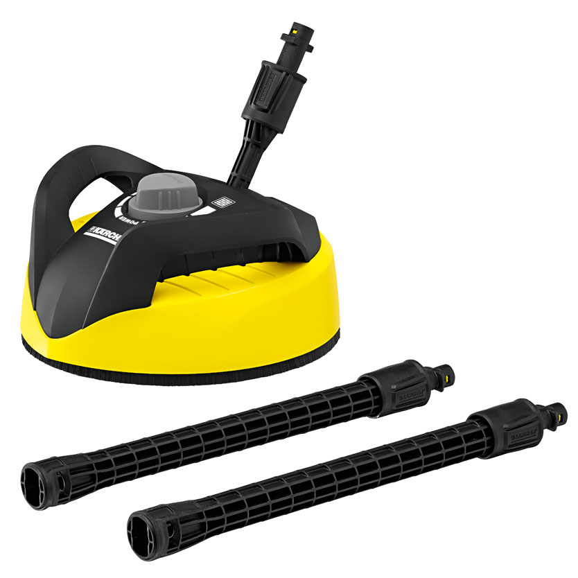 KARCHER 2.642-451.0 Deck and Drive Brush, 31-1/2 in L X 11 in W X 26-1/2 in H, 2000 psi Pressure