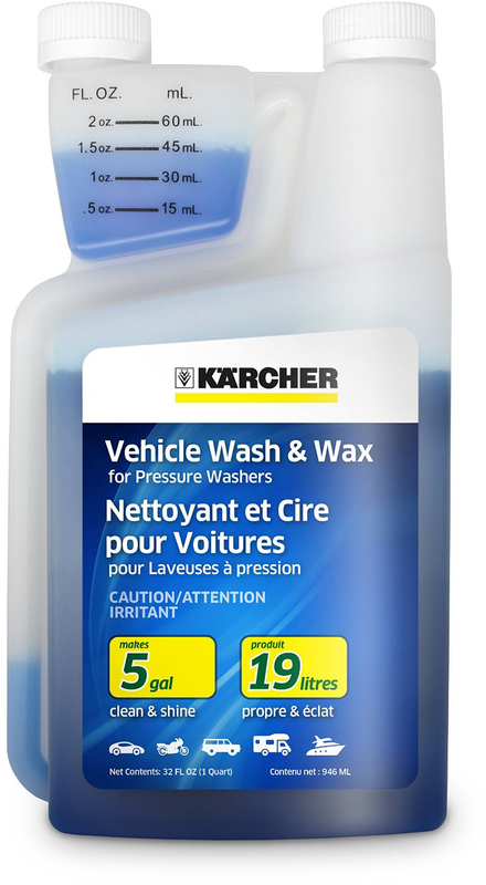 9.558-147.0 QT WASH AND WAX