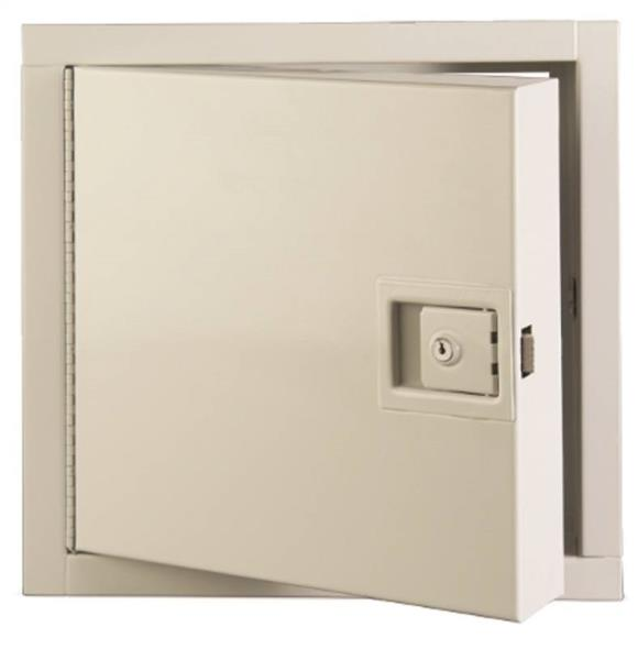 24X24 Fire Rated Insulated Door