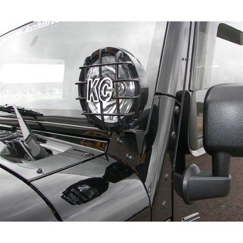 Windshield Light Mount Brackets