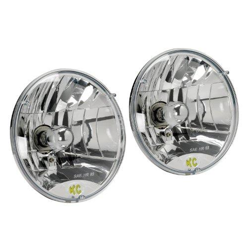 7 Inch Lexan H4 Headlight