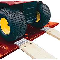 Hampton 5674 Ramp Kit, 700 lb, 7-1/4 in L