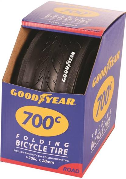 TIRE ROAD 700 X 28 BLACK
