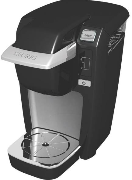 KEURIG MINI K10 BREWER-BLACK